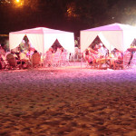 Shacks at Baga, Goa_9015193542_m